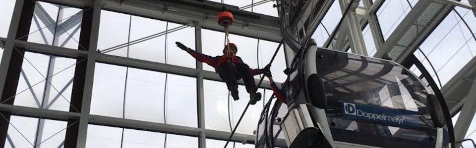 Grundlehrgang Luftrettung und SIM-Training imZSA