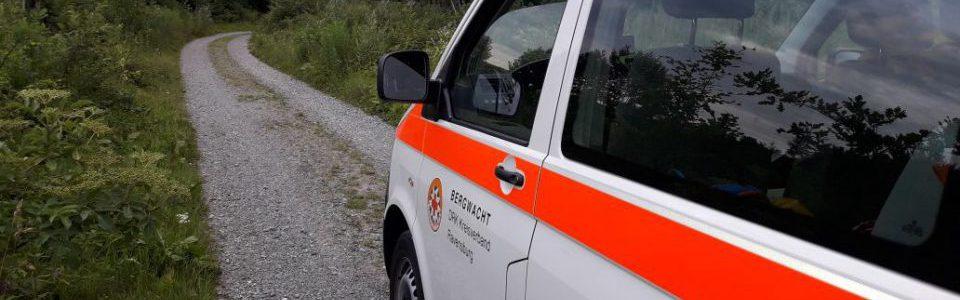 Notfalleinsatz in Gutenstein