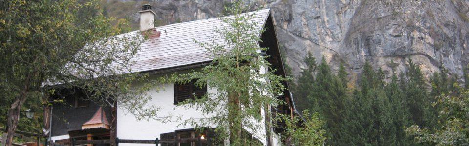 60 Jahre Bergwachthütte in Ebnit – Vom alten Walserhaus zur modernen Hütte